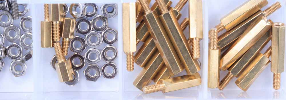 Standoff Sign Fasteners