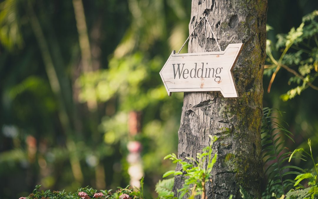 Using Signs for Outdoor Events