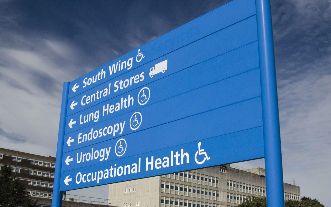 Are Wayfinding Signs Effective?